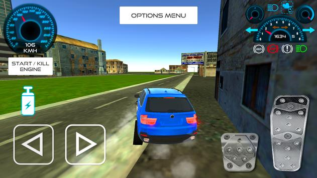 X5 City Driving apk screenshot