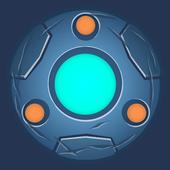 2D UFO icon