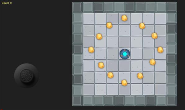 2D UFO apk screenshot