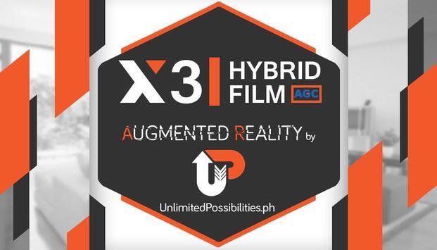 X3 Augmented Reality Logo apk screenshot