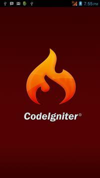 CodeIgniter User Guide poster