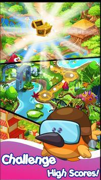 Bubble Shoot Bird Legend's screenshot 1