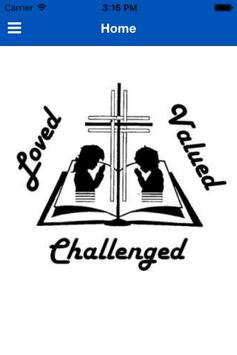 Holy Cross Primary CVA poster