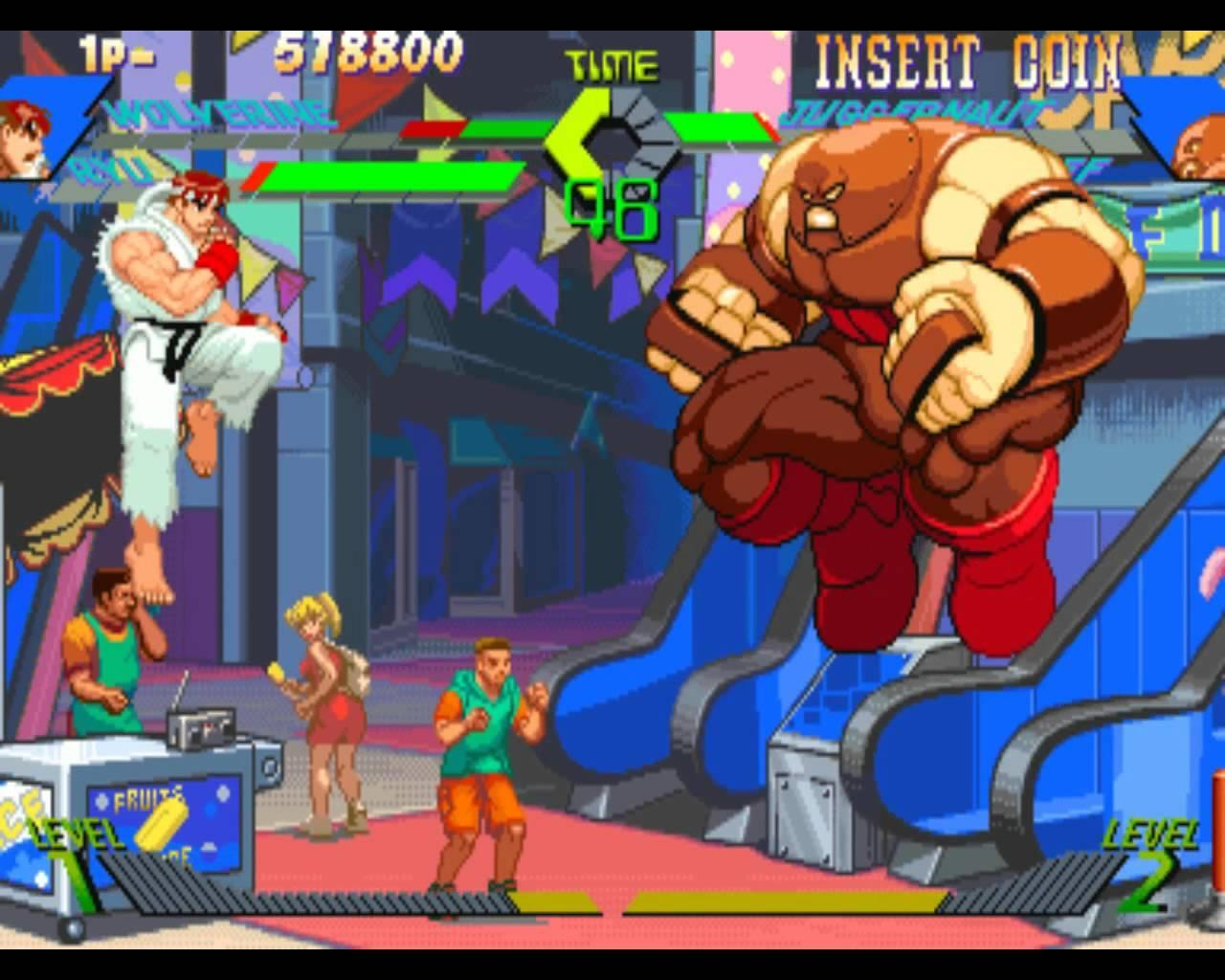 Cheats For X Men Vs Street Fighter 2018 For Android Apk Download