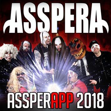 Assperapp poster