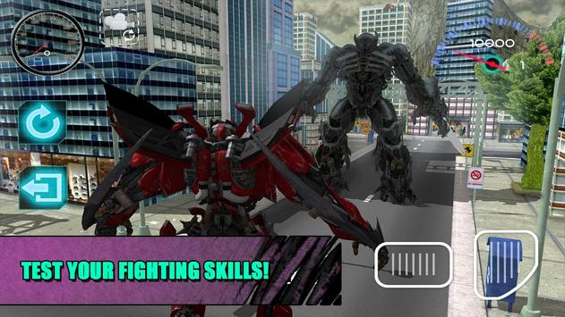 X-Ray Autorobot Hero  2017 apk screenshot
