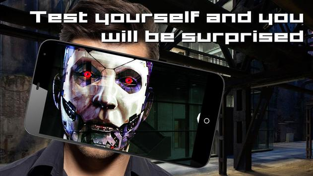 X Ray Scanner Steel Robot PRO poster