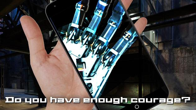 X Ray Scanner Steel Robot PRO apk screenshot