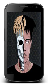 XXXTentacion Wallpapers HD apk screenshot