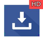 Dagso Lite video Downloader for Facebook icon