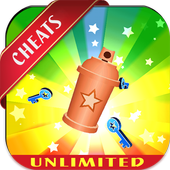Cheats Keys fot Subway Surfers icon