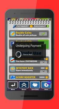 Cheats Keys fot Subway Surfers apk screenshot