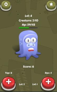 Tap Creatures apk screenshot