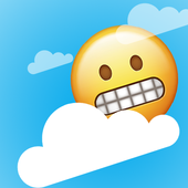 Emoji In The Clouds icon