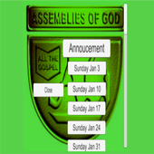 Assemblies Of God Nigeria App icon