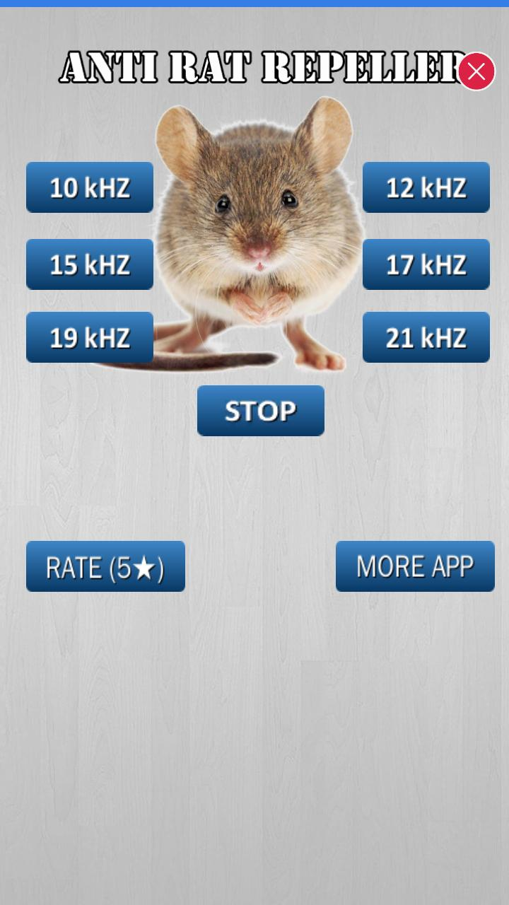 Anti Rat Repeller poster