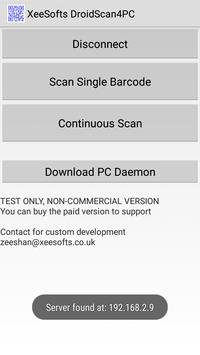 Barcode Scanner Apk Install For Android Dekstop Pc Windows