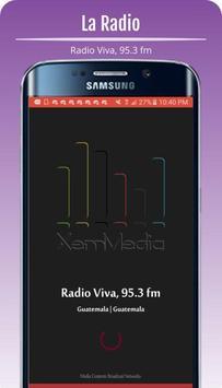Radio Viva 95.3 fm poster