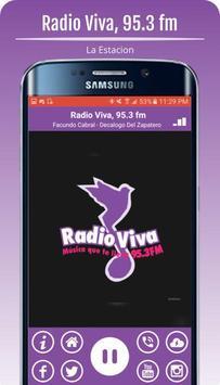 Radio Viva 95.3 fm screenshot 1