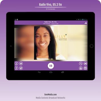 Radio Viva 95.3 fm screenshot 6