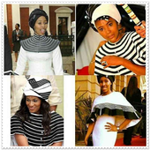 Xhosa South Africa Fashion icon