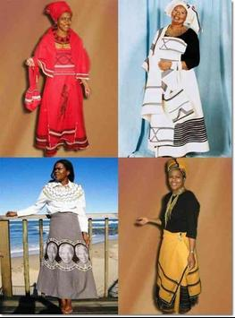 Xhosa South Africa Fashion screenshot 2