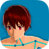 Anime Pose 3D आइकन