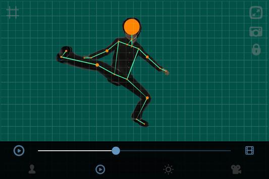 Anime Pose 3D screenshot 1