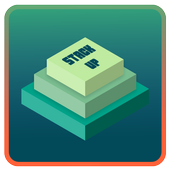 Stack Up: Towers from cubes icon