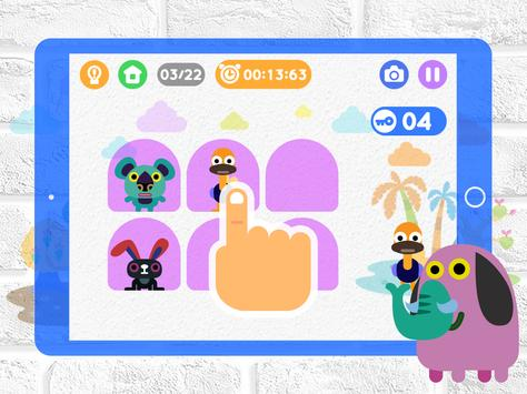 Find Me! : Painting Zoo apk screenshot