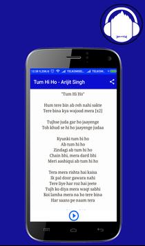 Arijit Sigh Song Full Hindii apk screenshot