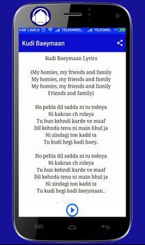 Kudi Baeymaan Songs apk screenshot