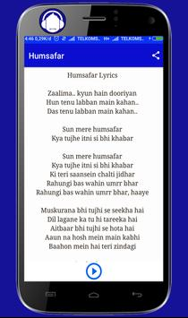 Humsafar Songs Badrinath Ki apk screenshot