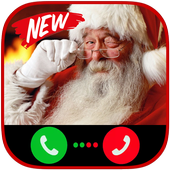 Call Video Free with Santa Claus for Kids icon