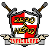 Zero to Hero - typical RPG icon