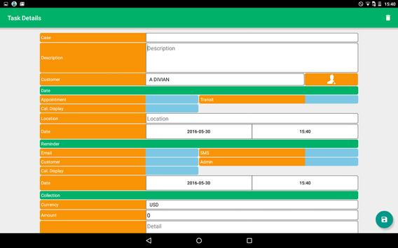XpressWaiter for POS apk screenshot
