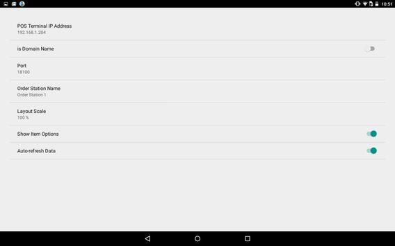 XpressWaiter for POS apk screenshot