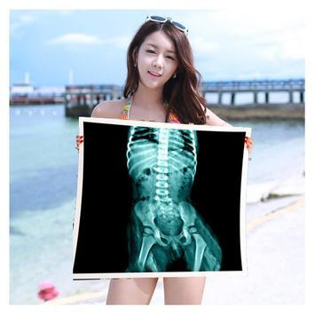 Xray Scanner Joke, X-Ray Body Scan Prank poster