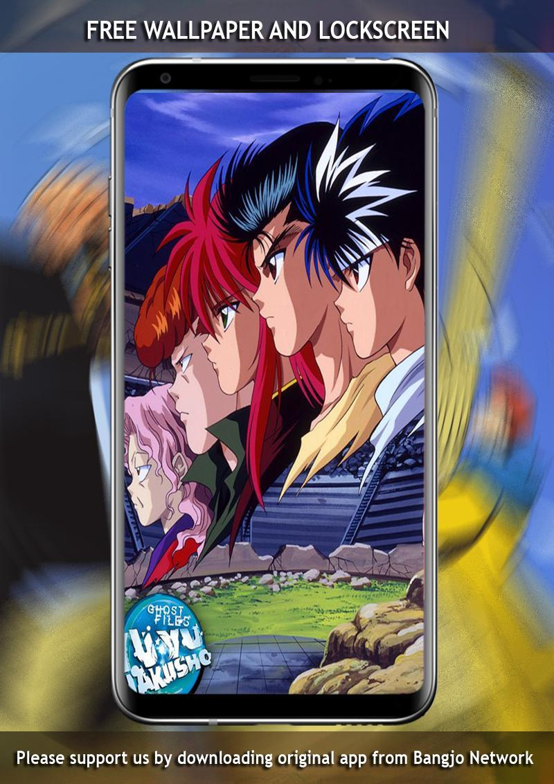 Yu Yu Hakusho Best Wallpaper Hd For Android Apk Download
