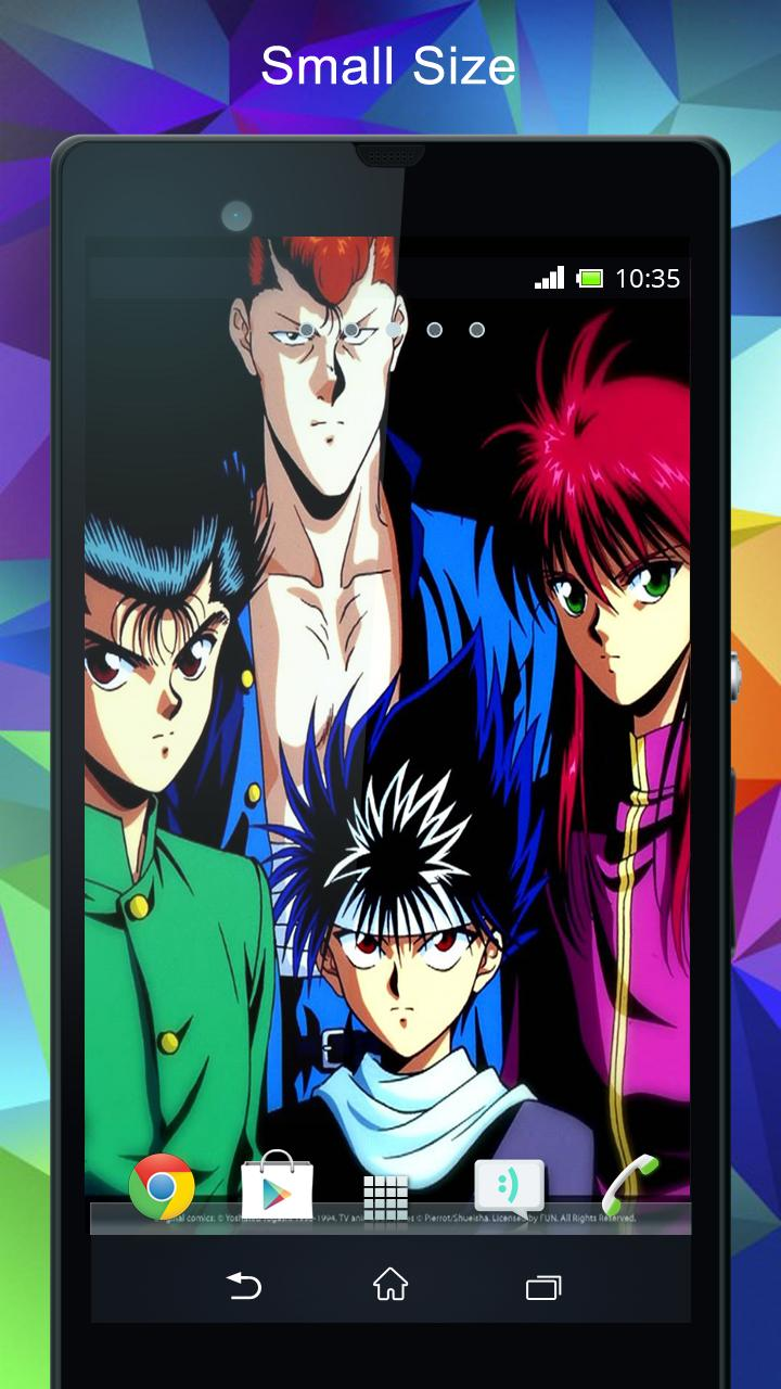 Yu Yu Hakusho Wallpaper Hd For Android Apk Download