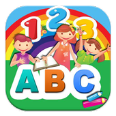 Happy English For Kids icon