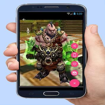 Yulgang Mobile's Wallpapers screenshot 2