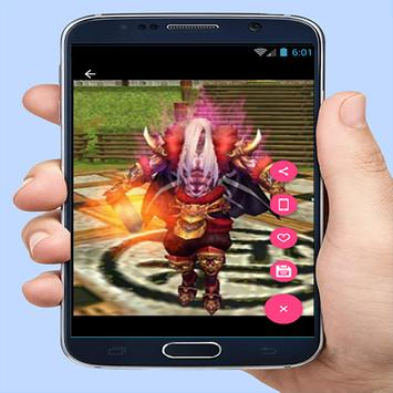 Yulgang Mobile's Wallpapers screenshot 3