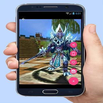 Yulgang Mobile's Wallpapers screenshot 4
