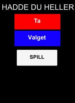 Hadde Du Heller - Would You Rather På Norsk apk screenshot