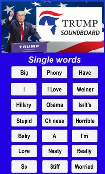 Donald Trump Funny SoundBoard apk screenshot