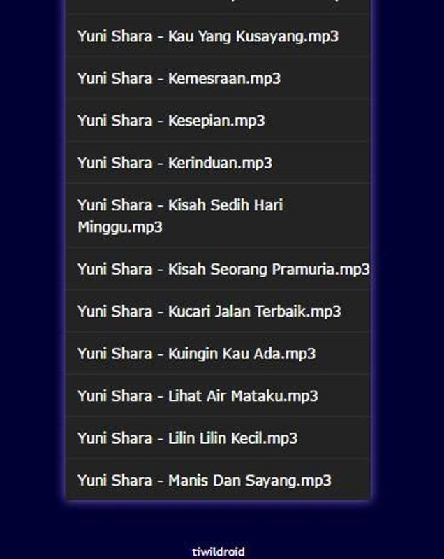 Download yuni shara mp3:hits google play softwares alttitriok2i.