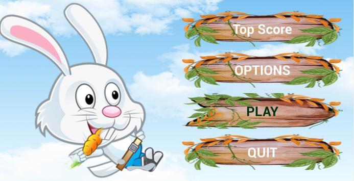 Bunny Run Jump poster