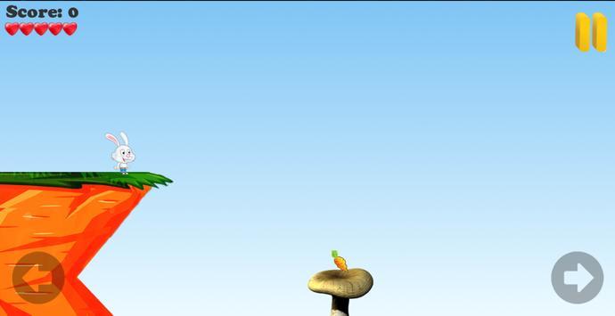 Bunny Run Jump screenshot 1