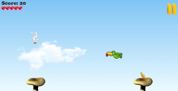 Bunny Run Jump apk screenshot